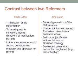 Contrast+between+two+Reformers